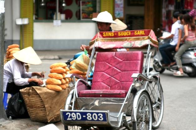 Moyen de transport à Hanoi !