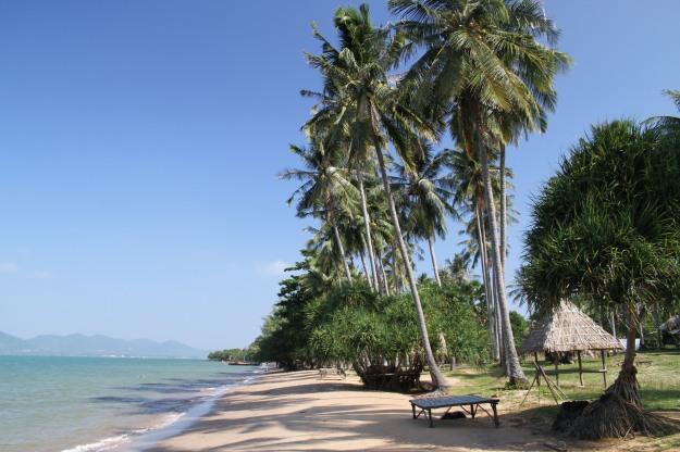 Île de Kep, Cambodge