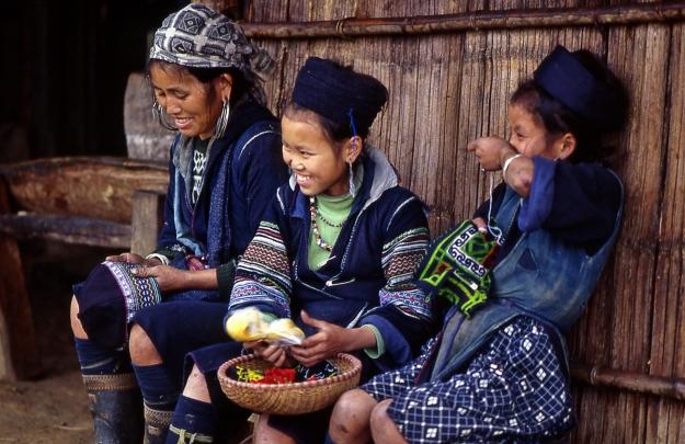 Minorités ethniques à Sapa