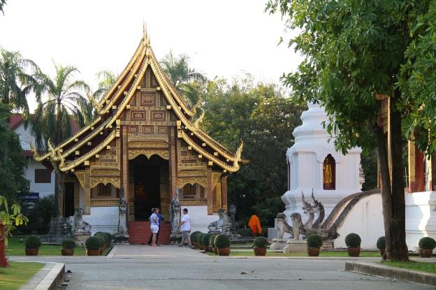 Au Nord de la Thaïlande