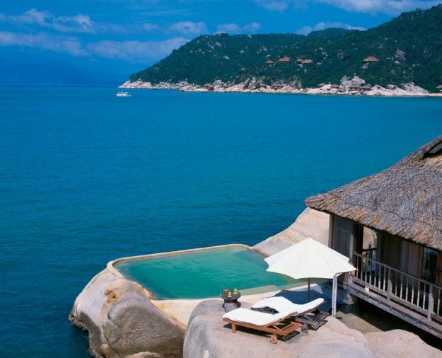Vue de la Baie de Nha Trang