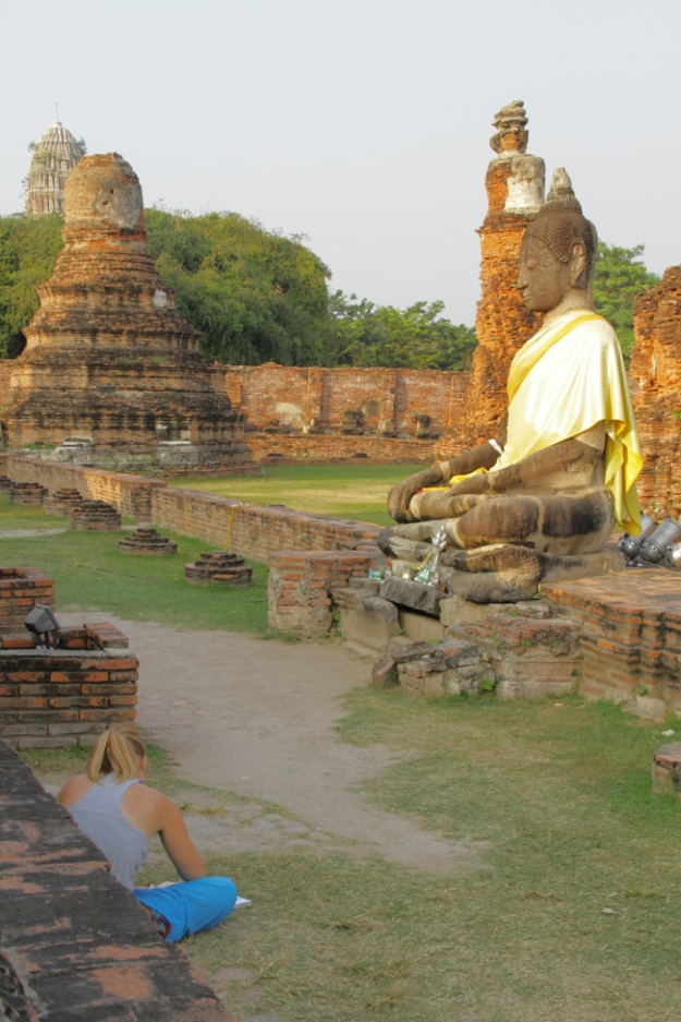 ayuthaya en thailande