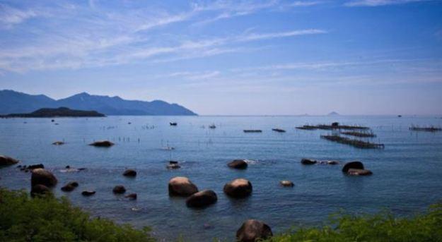 Baie de Nha Phu