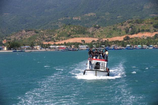 Baie de Vinh Hy, Ninh Thuan