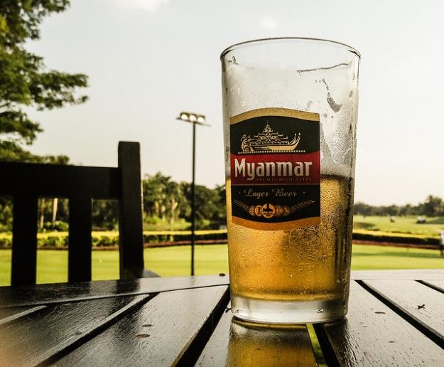 Bière Myanmar