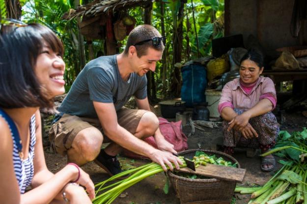 Activités en Homestay, Siem Reap, Cambodge