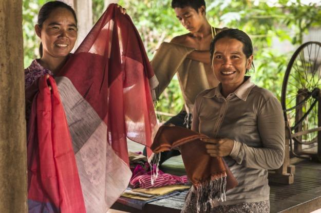 Femmes Cambodge