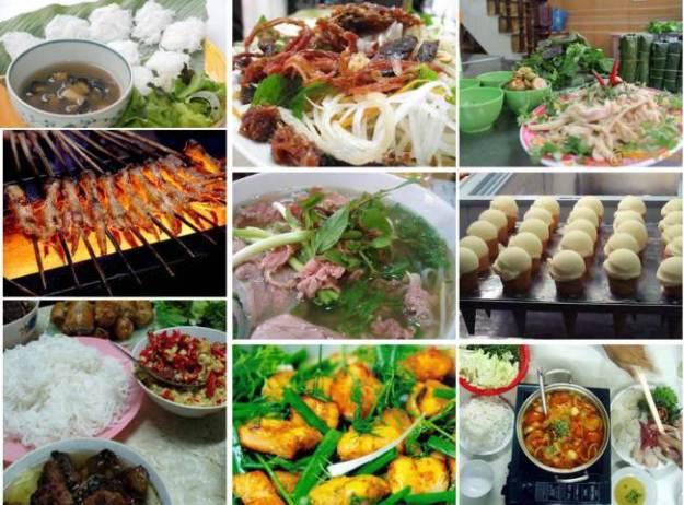 Toutes les options gourmandes à Hanoï