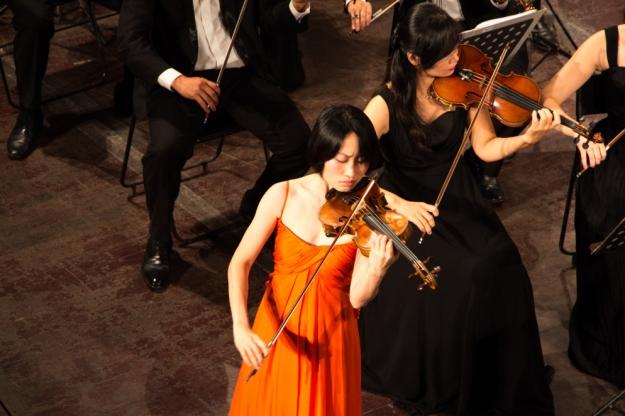 Performance à l'Opéra d'Hanoï