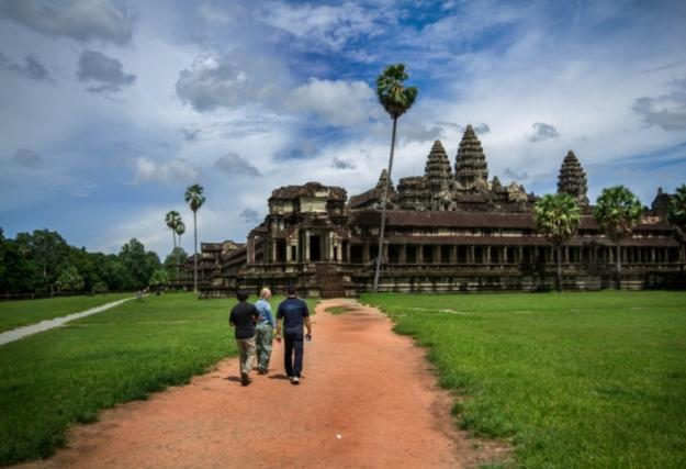 Temples d'Angkor, Siem Reap, Cambodge